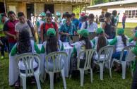Pueblos indígenas colombianos socializan propuestas por el cuidado y protección ambiental
