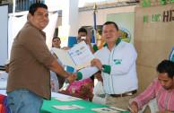 Pueblos indígenas Nahuat Pipil se reúnen para fortalecer su compromiso con la Madre Tierra