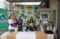 Gran Limpieza Anual Del Rio San Marcos, En Texas, Usa.