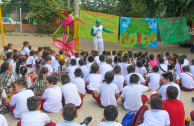 Ferias promueven los valores ambientales en la ciudadanía