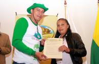 Comunidades indígenas expresan su visión cosmogónica