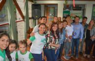 Municipalidad de Córdoba reconoce labor de los Activistas por la Paz