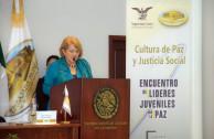 Encuentro juvenil emprende una educación integral para la paz
