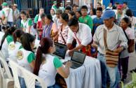 Pueblos indígenas se unen por la restauración de la Madre Tierra