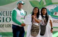 colombia, encuentro indigena, hijos de la madre tierra