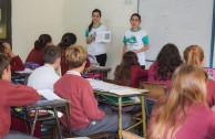 sensibilización a estudiantes