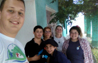 Uruguayan students participate in community seminars