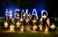 Este movimiento mundial es una acción simbólica para concientizar a la colectividad sobre las emisiones contaminantes y la necesidad de adoptar medidas contra el cambio climático