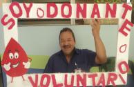Donante Voluntario, cultura de donación de sangre
