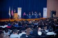 Educational forum: Educating to remember in Cypress Ridge High School