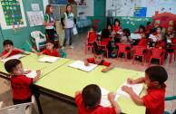 Activistas en educación primaria