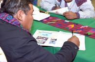 Lideres Indigenas comparten sus conocimientos ancestrales