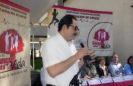 Veracruz University participates in a blood drive
