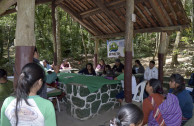 indigenas guatemala, encuentro hijos de la madre tierra