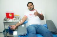 La EMAP garantiza suministro de sangre a la familia humana