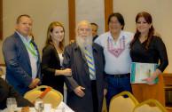 Cena: Propuestas para el Fortalecimiento de la Paz de los Pueblos Indigenas del Mundo