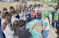 457 estudiantes sensibilizados