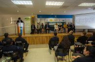 LA EMAP formalizó alianza en Foro Judicial por los derechos humanos