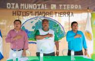 Día Mundial de la Madre Tierra en El Salvador