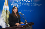 Tamaulipas Security Forces Participate in Judicial Forum