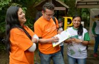 Empleados de la empresa Allegion firmaron la Proclama de Constitución de los Derechos de la Madre Tierra