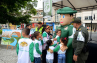 policia ambiental ibague