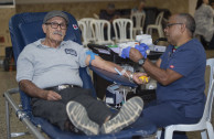 Puerto Rico promotes a culture of blood donation