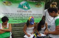Día Mundial de la Madre Tierra en los estados Yaracuy, Lara, Falcón y en la Región de los Andes
