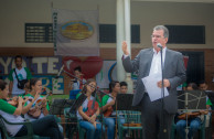 lectura proclama derechos madre tierra Venezuela