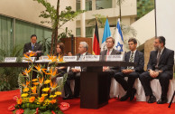 The Foreign Ministry of Guatemala and Regina Endelberg participated in the campaign Traces to Remember