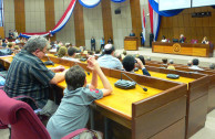 Ceremony of the Commemoration of the Holocaust in the Congress of Paraguay