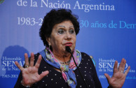Sobreviviente argentina