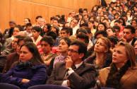 Público asistente al foro.