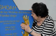 Holocaust Commemoration and the Unveiling of Holocaust Survivor Eugenia Unger's Plaque