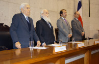 """The Congress of Chile joined the campaign """"Traces to Remember"""""""
