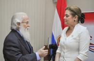 Entrevista primera dama