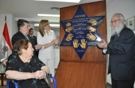 """The campaign """"Traces to Remember"""" was launched in the Foreign Ministry of Paraguay"""