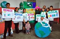 Activistas y alumnos