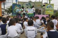 Children of Mother Earth in Ecuador strengthen environmental values
