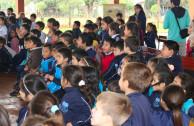 Alumnos atentos