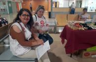 activistas voluntarios