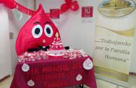 día donante sangre