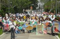 Labor colectiva fomenta la armonía con la Madre Tierra