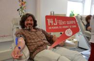 España celebra el Día Mundial del Donante