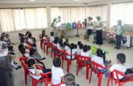 Reciclar Niños