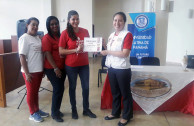 The ULAT (Latin University) of Panama participates in World Blood Donor Day