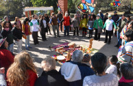 Indigenous communities gather to celebrate the Feast of the Sun