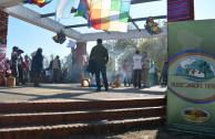 Comunidades originarias se reúnen para celebrar la fiesta del sol