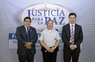 National Civil Police is part of the 3rd Judicial Forum