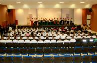 Academia de Policía de Tabasco, se convierte en escenario para el foro judicial.